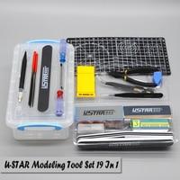 UStar UA90067 Maken Model Suits Gereedschap Kit voor Gundam Tamiya Trumpeter Model Building Tools Hobby Snijgereedschap Accessoire