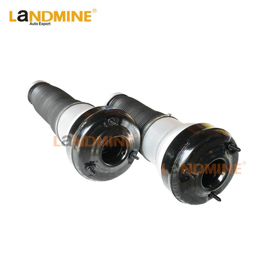Envío libre 2 piezas frente suspensión neumática amortiguador de aire Fit mercedes-benz W220 220 320 24 38