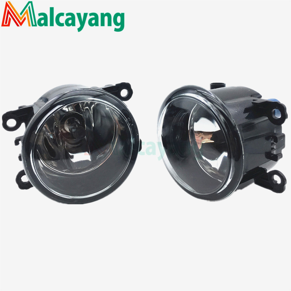 Front Bumper Fog Lamps Original Fog Lights Halogen Car Styling 35500-63J02 For Jaguar X-TYPE 2001/02/03/04/05/06/07/08/09