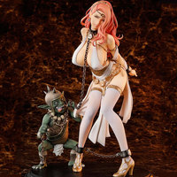 27cm Native FROG Farnellis Goblin Sexy girls Anime PVC Action Figures toys Anime figure Toys For Kids children Christmas Gifts