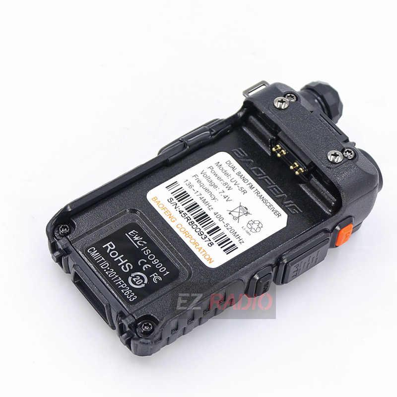 Upgrade 8W Baofeng UV-5R 3800Mah Walkie Talkie 10 Km Tri Power Dual Band Baofeng Uv 5R Ham Radio 10 Km Uhf Vhf Ham Radio UV5R