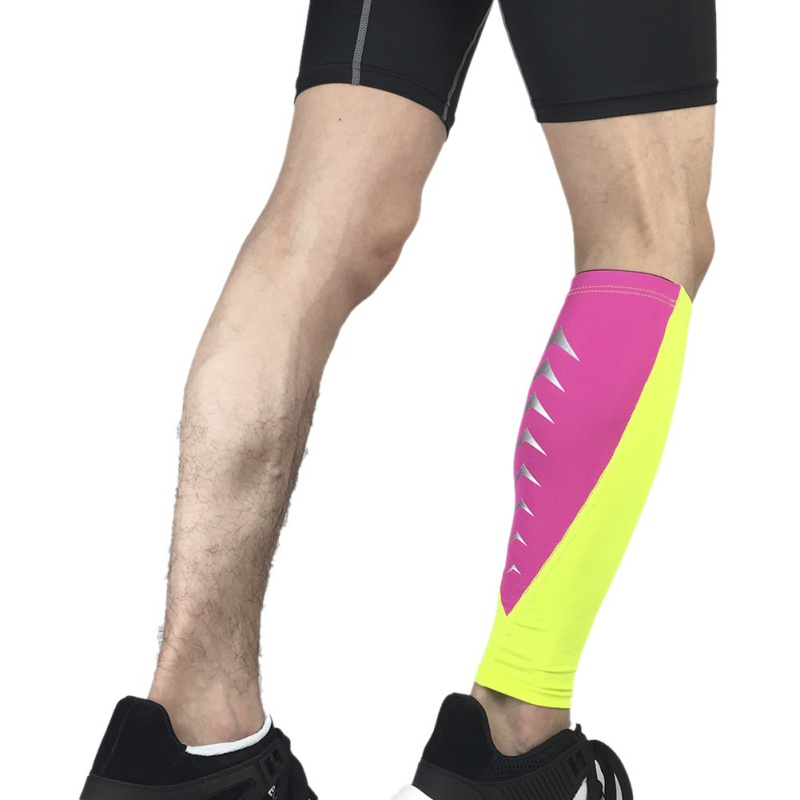Outdoor Cycling Hiking Running Leggings Polyester Calf Gaiters for Unisex Climbing Leggings Compression Knee Leg Brace