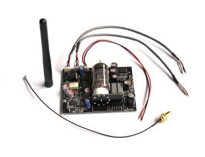 Image 2 - DYKB 12AU7 Tube CSR8675 Bluetooth 5.0 Audio Receiver Board ES9018 decoder DAC 12s signal APTX AUX for 12v 24v car Amplifier