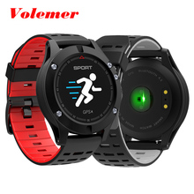 Volemer F5 GPS Smart watch Altimeter Barometer Thermometer Bluetooth 4 2 Smartwatch Wearable devices for iOS