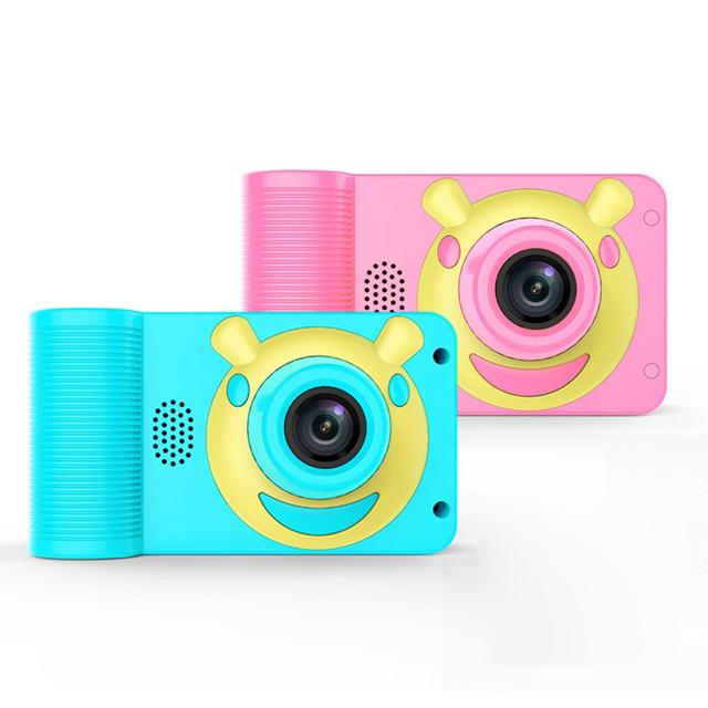 Mini 2.0 Inch HD Monitor Child 1080P Digital Camera Kid Digital Video Children Camera Birthday Toy Gift 3
