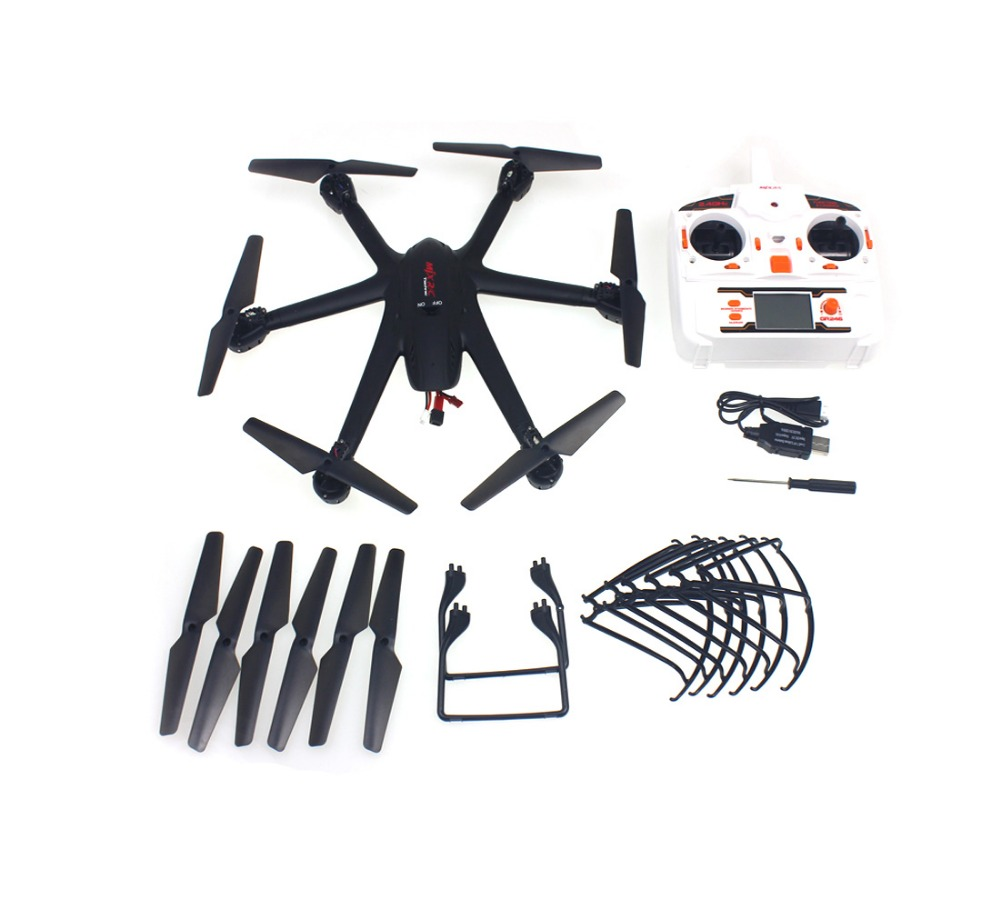 F15066/67 MJX X600 2.4G  4ch 6-axle Gyro RC Drone Hexacopter UAV 3D Roll Auto Return Headless Helicopter (Without Camera) FS mini drone rc helicopter quadrocopter headless model drons remote control toys for kids dron copter vs jjrc h36 rc drone hobbies