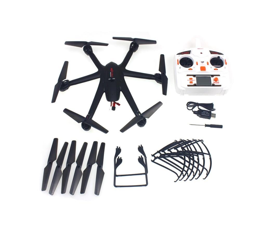 F15066/67 MJX X600 2.4G  4ch 6-axle Gyro RC Drone Hexacopter UAV 3D Roll Auto Return Headless Helicopter (Without Camera) FS радиоуправляемый инверторный квадрокоптер mjx x904 rtf 2 4g x904 mjx
