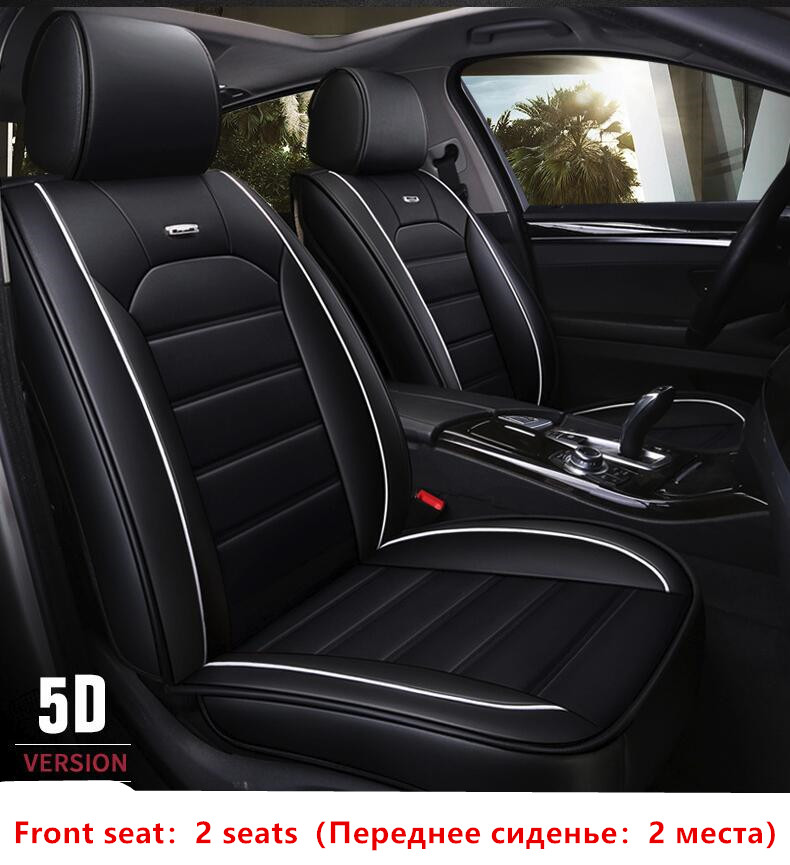 Car Seat Cover For Golf 4 5 6 Volkswagen Polo Sedan 6r 9n Passat B5 B6 B7 Accessories Covers For Vehicle Seats