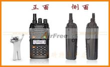 FREE Shipping WOUXUN Dual band two way radio VHF5W/UHF4W KG-UVD1P walkie talkie