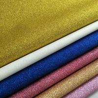 1 meter Elastic Gleam Faux Leather Color Waterproof Fabric For Sewing Dresses White Glitter Stretch Pu Metalic Fabric Kunstleder