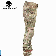 Emerson  Tactical version Combat Pants Airsoft combat uniform Knee Pads Multicam