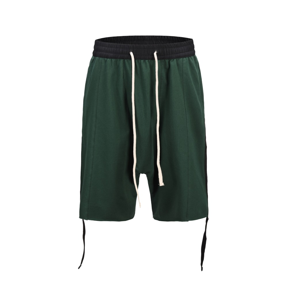 VFIVEUNFOUR 2019 Summer hip hop short men cotton fitness clothes drop crotch mens designer street style new hot selling jumpsuit in Casual Shorts from Men 39 s Clothing