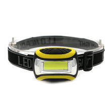 New 3 Mode Headlamp Waterproof LED Headlight Flashlight Outdoor Bicycle Fishing Riding Torch Light CLH