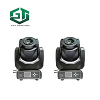 2pcs/lot Quality Best price 90W LED Moving Head with Spot /3 prisms/ gobos LED Stage Lighting