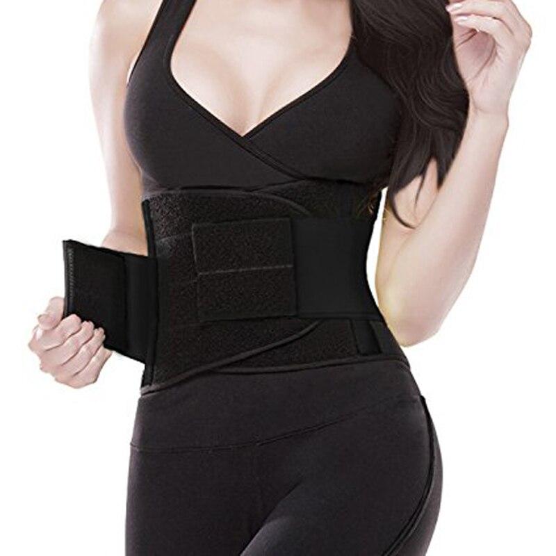 be92a947c7d Detail Feedback Questions about Men And Women Lumbar Support Waist Trainer  sport Belt Neoprene Body Shaper sports corset Fitness Belt HB34 on  Aliexpress.com ...