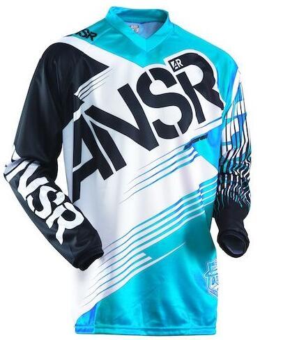 Jersey Wholesale MOTO New Moto GP Mountain Bike Motocross BMX DH Sweatshirt T-shirt
