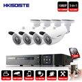 4CH CCTV система 1080P HDMI AHD 4CH DVR 4 шт. 2 0 МП уличная инфракрасная камера видеонаблюдения 3000TVL камера видеонаблюдения Система 1080P ahd dvr