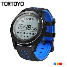F3 Смарт часы браслет IP68 Водонепроницаемый Плавание SmartWatch открытый Фитнес спортивные трекер напоминание уведомления для Iphone, Android