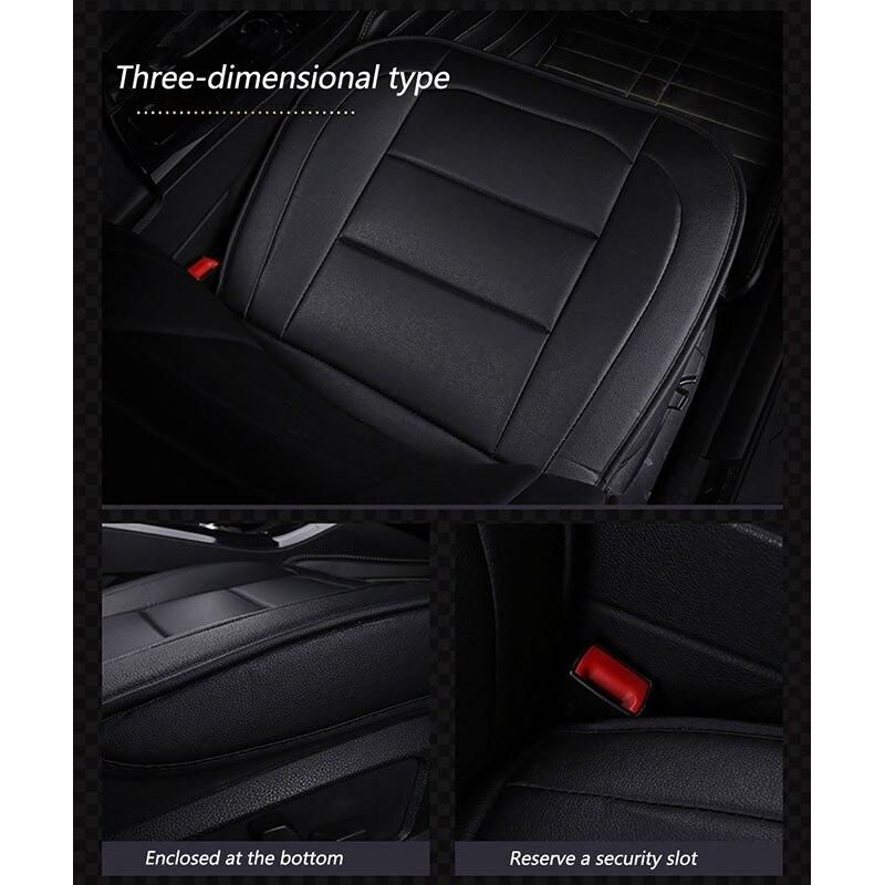 100/% WATERPROOF KIA PICANTO EXTRA HEAVY DUTY CAR SEAT COVERS PROTECTORS X2