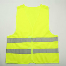 Unisex Reflective Vest Workwear Provides High Visibility Day Night Traffic Facilities for Safety Vest Running Cycle Warning high visibility reflective safety vest reflective vest multi pockets workwear safety waistcoat traffic warning service safety