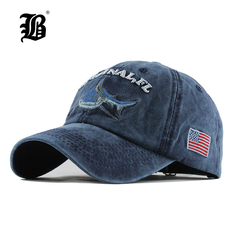 [FLB] 100% Washed Cotton   Baseball     Caps   Men Summer Retro   Cap   Embroidery Casquette Dad Hat For Women Gorras Planas Snapback F146