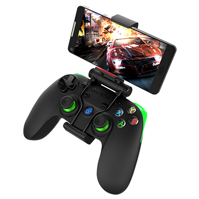 GameSir G3s Wireless Bluetooth Gamepad Phone PC Controller for PS3 Android TV BOX Tablet VR (Shipping from CN, US, ES) gamesir g3v wireless bluetooth controller phone controller for ios iphone android phone tv android box tablet pc vr games