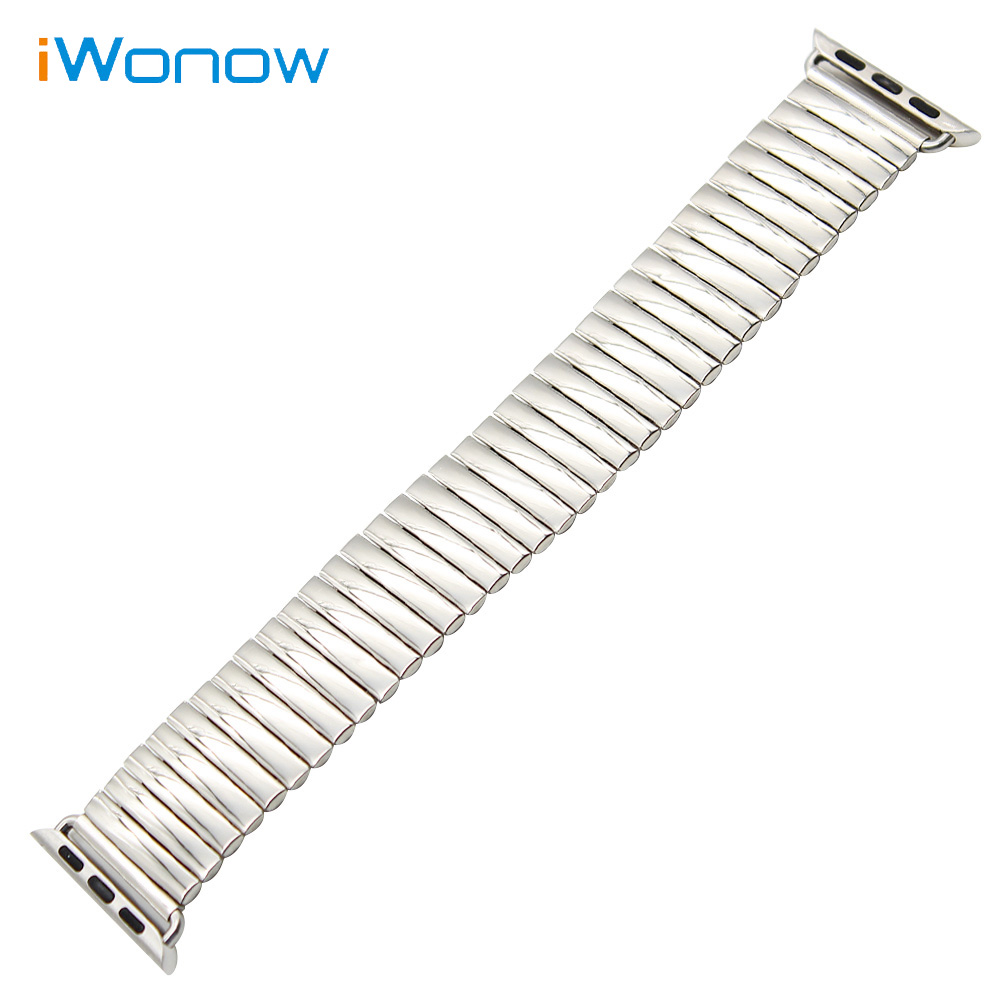 Stainless Steel Watch Band for iWatch Apple Watch 38mm