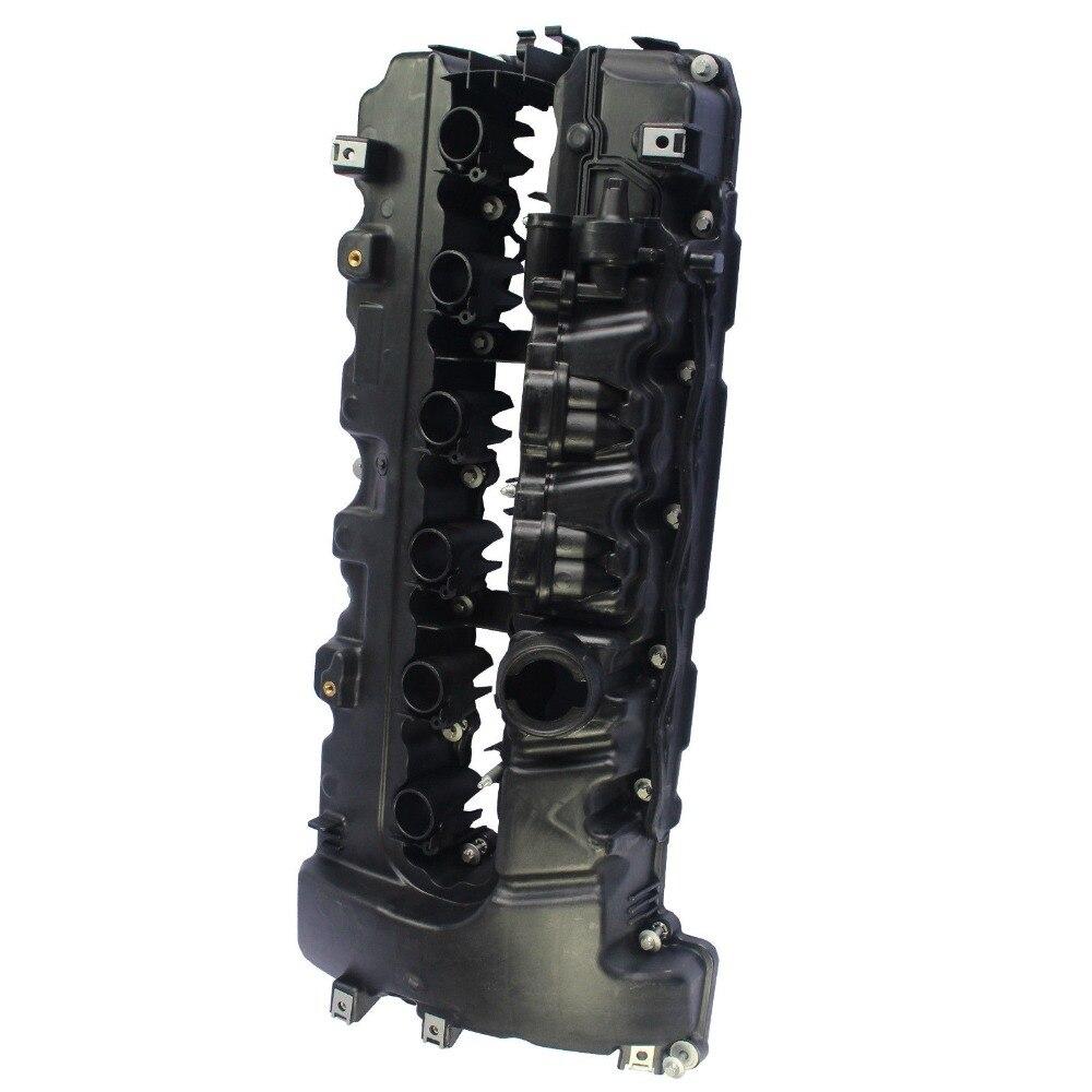 Turbo Valve Cover Engine Valve Cover For BMW  135i 335i 535i Z4 X6 11127565284 epman turbo intercooler for bmw 135 135i 335 335i e90 e92 2006 2010 n54 ep int0022bmwt335i