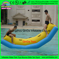 China factory outlet inflatable water teeterboard,inflatable games water seesaw water floating toy