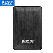 2,5 «кесу тонкий Портативный внешний жесткий диск USB3.0 HDD хранения беспроводного доступа в Интернет для ПК и Mac, настольного компьютера, ноутбука, игры для Xbox One, 360, PS4