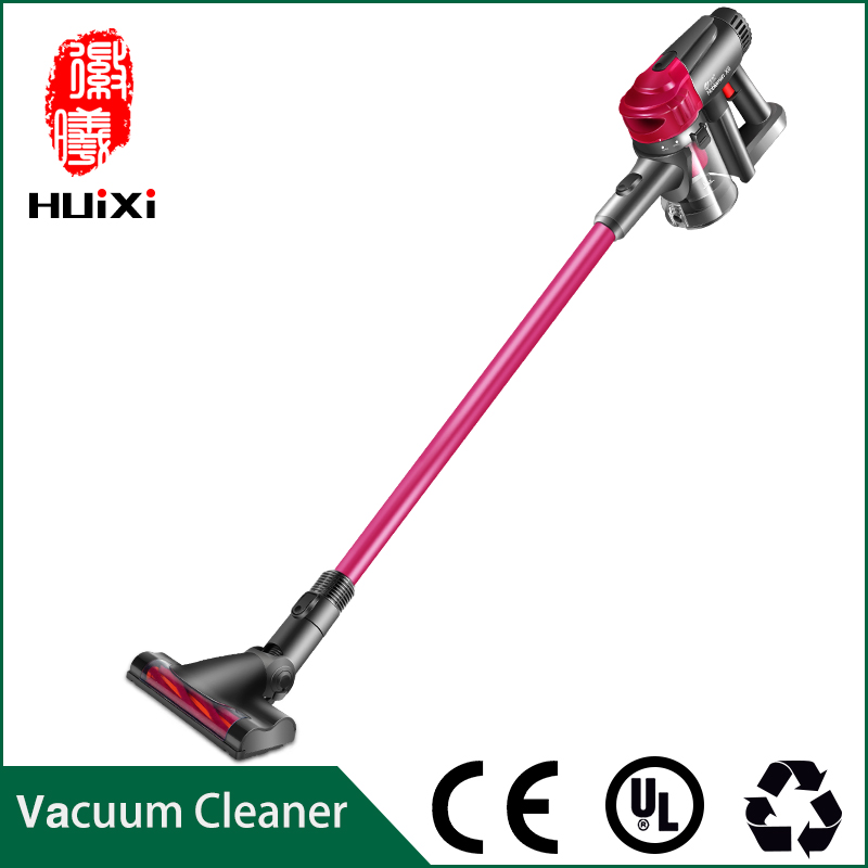 High power Low Noise Home Red Vacuum Cleaner Handheld Dust Collector household Aspirator Hand Held wireless Vacuum Cleaner ultra quiet push rod vacuum cleaner portable dual use handheld dust collector mites killing device high power home aspirator