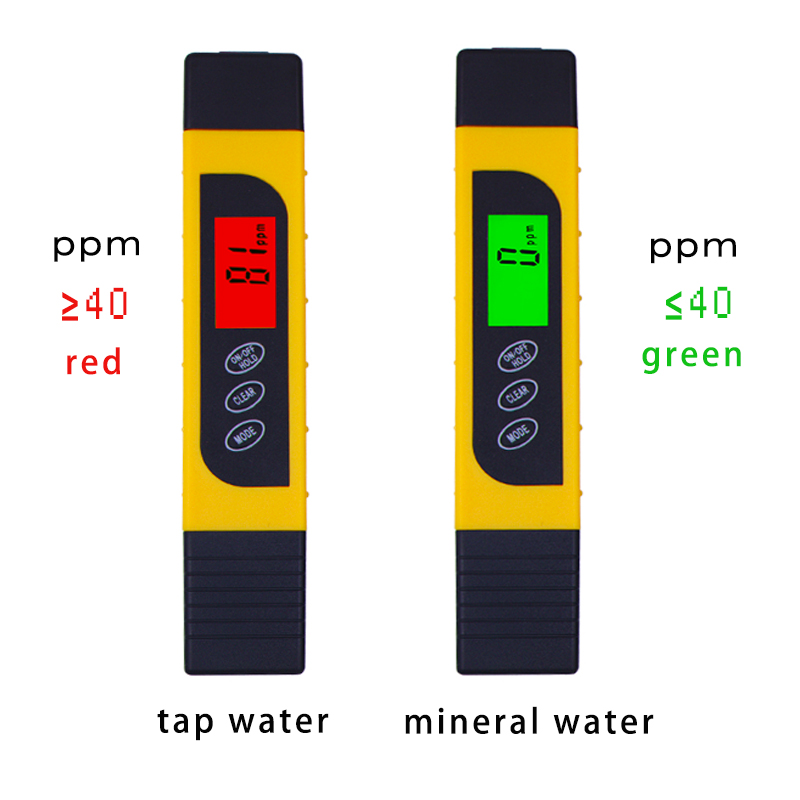 3 In1 Function Digital TDS EC Meter Temperature Tester pen  Conductivity Water Quality Measurement Tools with backlight 42%off 4 8 days arrival cf 284 ec meter pen ec pen conductivity meter pocket ec meter