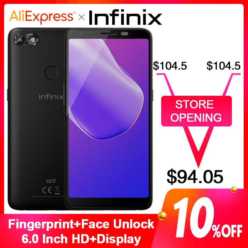 Mondial Version Infinix CHAUDE 6 SmartPhone 6.0
