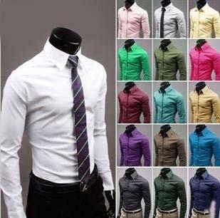 Mens fashion 2013 large size shirt men long sleeve slim fit dress military shirts designer cardigans for men drop shipping D199
