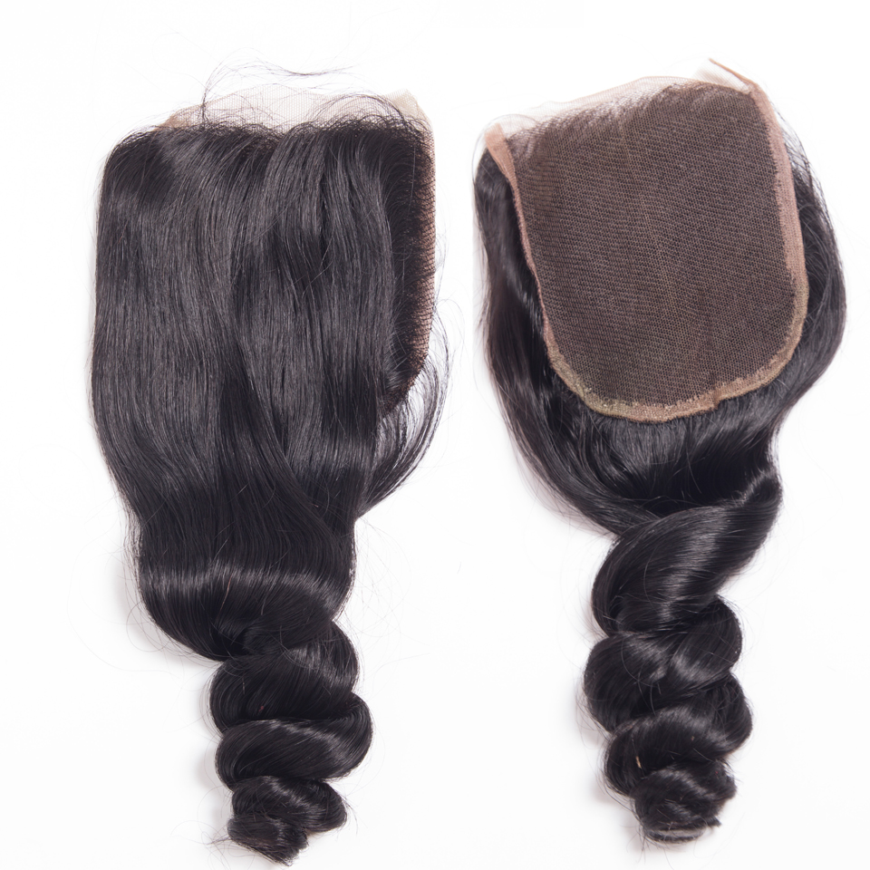 HTB1qA3nrTXYBeNkHFrdq6AiuVXa0 loose wave bundles with closure brazilian hair weave bundles with closure non remy wet and wavy human hair bundles with closure