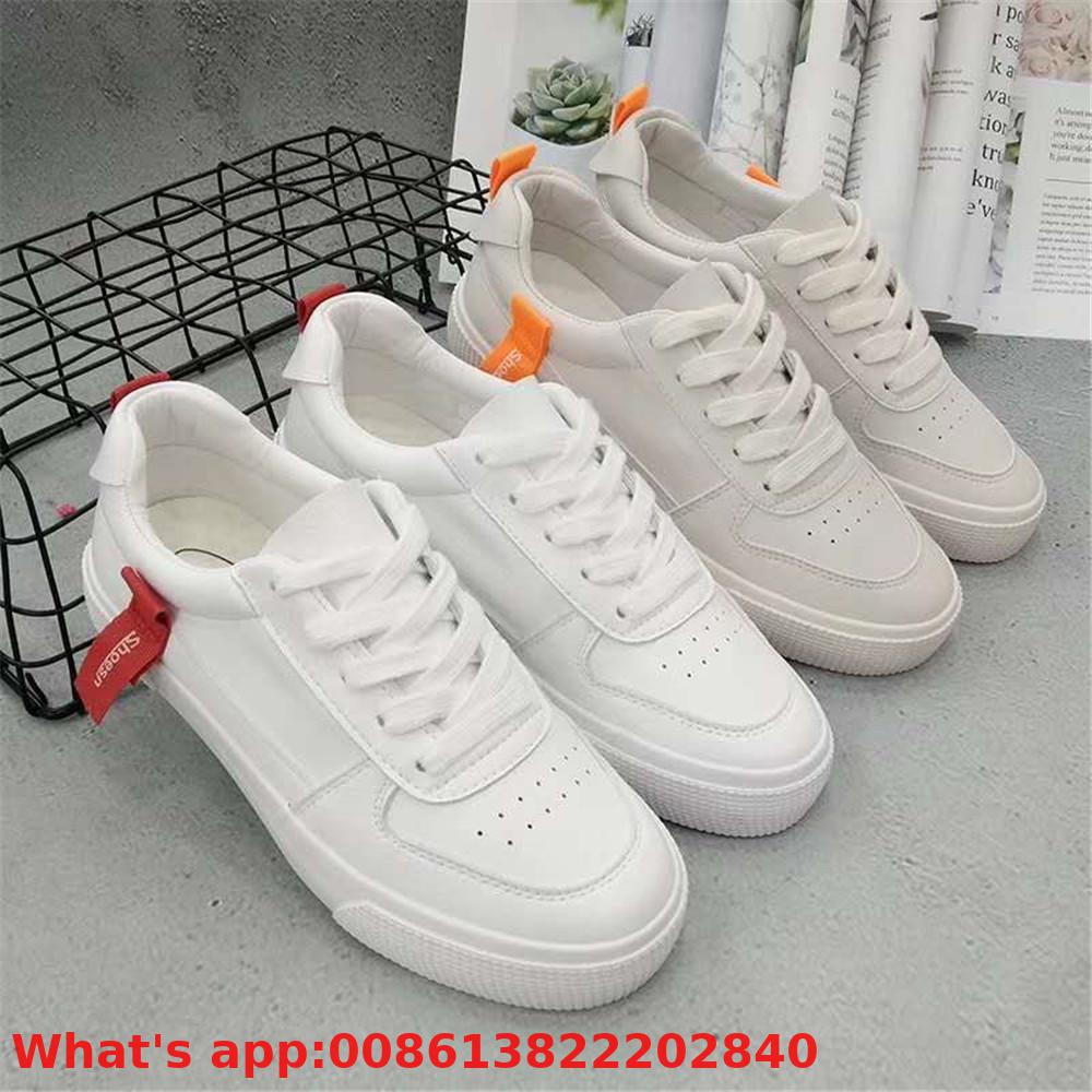 Spring And Summer New Women's White Shoes With Casual Shoes Wild Women's Shoes Women Shoes