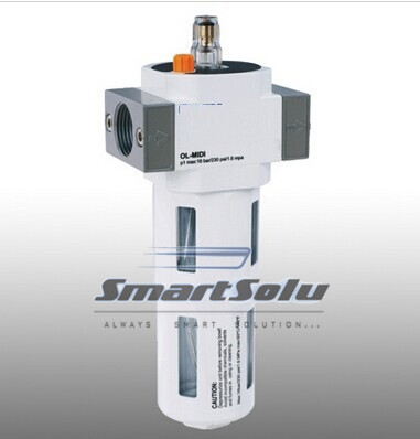 Air Lubricator;OL-MIDI Type;1/2 Port Size; Individual devices LubricatorAir Lubricator;OL-MIDI Type;1/2 Port Size; Individual devices Lubricator