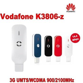 Lot of 100pcs Unlocked Huawei Vadafone K3806 USB 14.4 Mbps HSPA Mobile Broadband Modem Dongle 3G