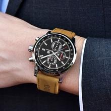 2019 BENYAR Watches Men Luxury Brand Quartz Watch