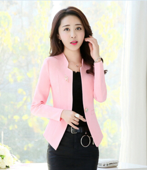 Casual One Button Small Suit Jacket
