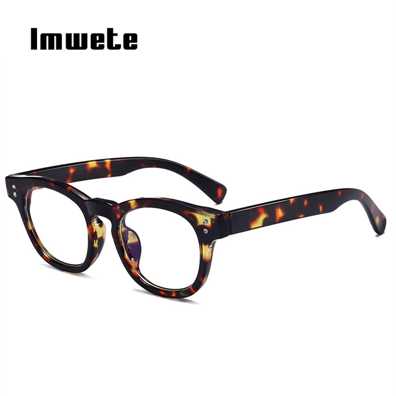 Imwete Anti Blue Rays Glasses Women Computer Goggles Reading Glasses Frame Men Blue Light Radiation Resistant Gaming Glasses