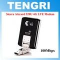 Original Desbloqueado Aircard Sierra 320U 100 100mbps 4G LTE FDD 1800/2600 MHz Inalámbrico Módem 3G WCDMA USB Dongle de Banda Ancha Móvil