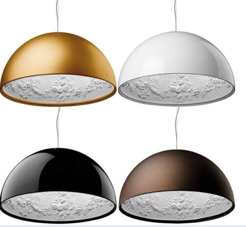 Skygarden Led Hanging Light E27 LED Pendant Light modern minimalism frp resin material foyer e27 led pendant light marcel wanders internal pattern skygarden led hanging light
