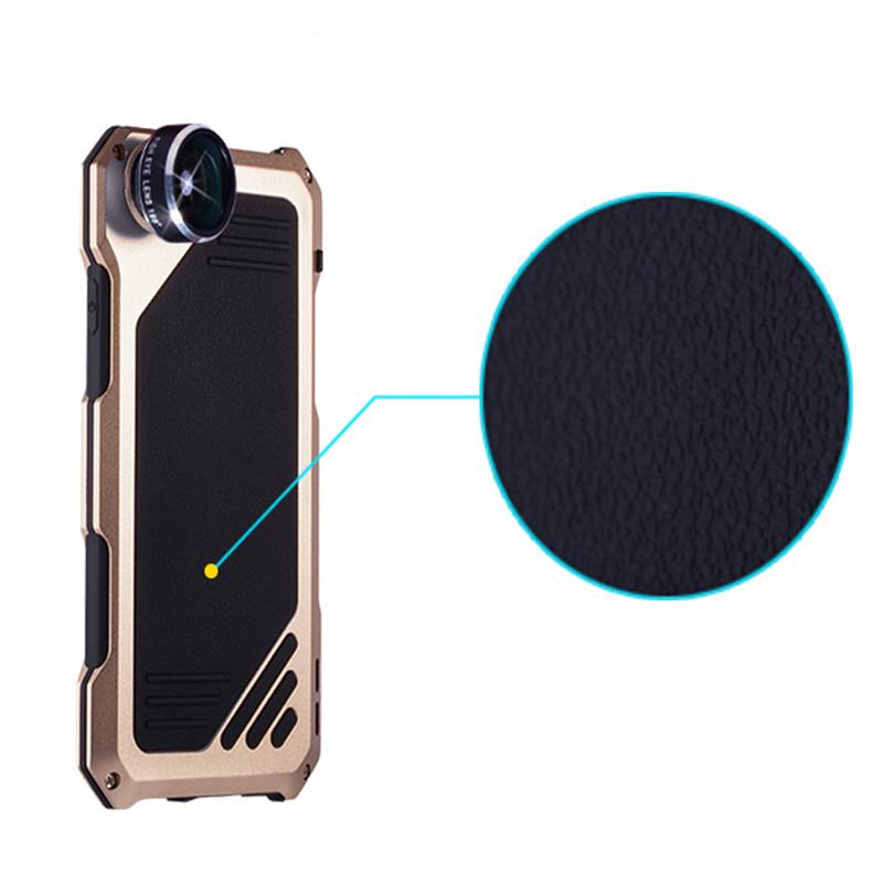 Macro Lens Camera waterproof case for iphone 7 plus (12)