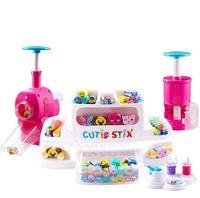 Creative Magic Kacha Cut Eraser Bead Bracelet Children's beaded toy Handmade DIY Bracelet Necklace Kids Pretend Play Set Toys