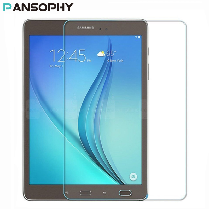 """محافظ صفحه نمایش ضد انفجار 9H Premium برای Samsung Galaxy Tab A Glass 9.7 شیشه ای مخصوص Samsung T555 T550 P550 9.7 """""""