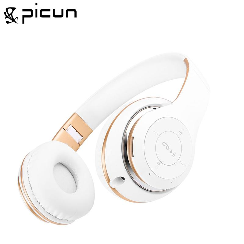 Sound Intone BT-09 Bluetooth Wireless Headphones earbuds Stereo Foldable Headsets with Mic Support TF FM Radio Over-ear mp3 . desxz b570 wireless headphones bluetooth handsfree stereo folding over ear with mic lcd fm radio tf slot for iphone phone