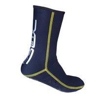 3mm Neoprene Men Women Diving Socks Swimming Swimwear Wetsuit Prevent Scratch Warm Snorkeling Spearfishing Sock