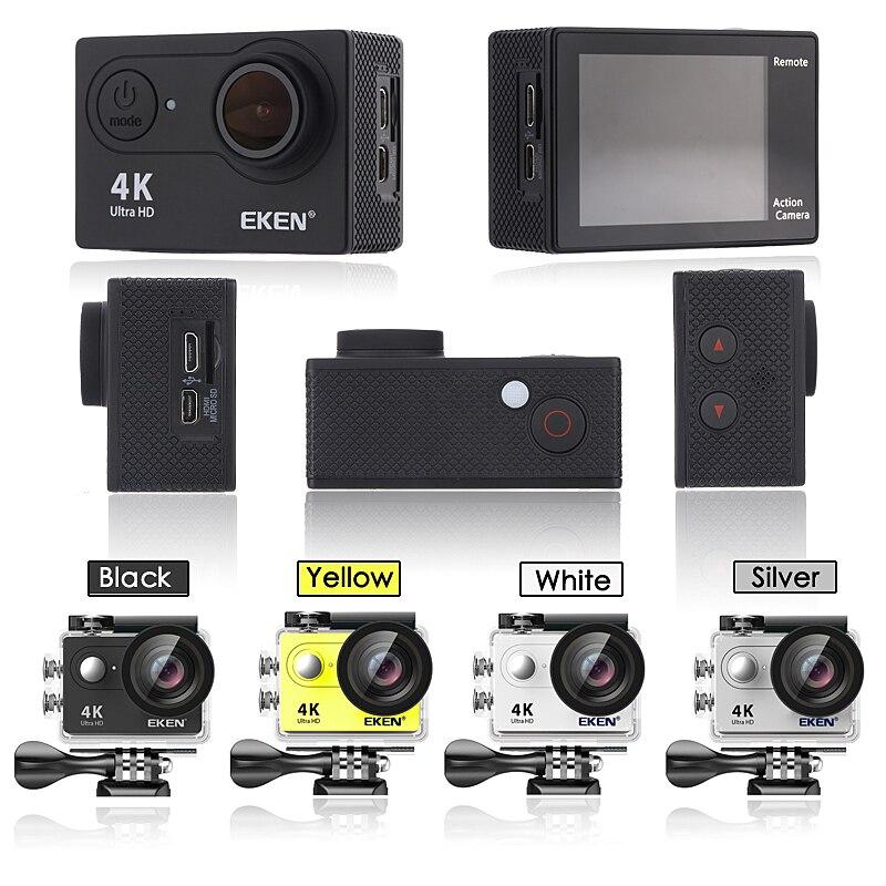 "Original EKEN H9 / H9R Action Camera Ultra HD 4K / 30fps WiFi 2.0"" 170D Underwater Waterproof Cam Helmet Vedio go Sport pro Came-4"