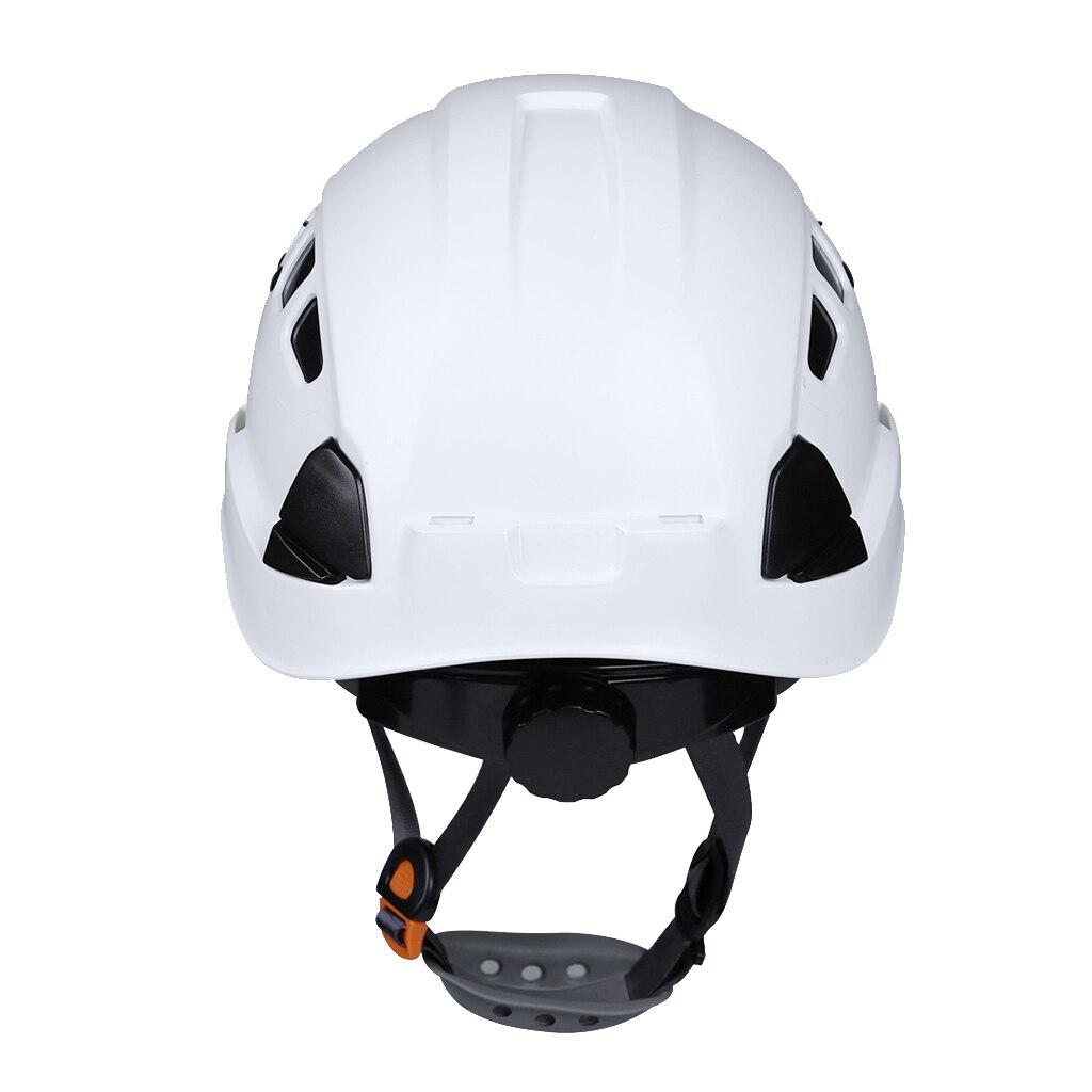 Профессиональный скалолазание шлем Спелеология скалолазание спасения каску открытый Спортивная безопасность для Верховая езда каякинга ...